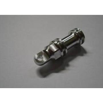 Изготовление на заказ токарных и фрезерных алюминиевых деталей с ЧПУ