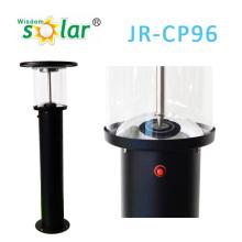 2014 agradable caliente CE al aire libre solar lámpara de césped para la iluminación de jardín (JR-CP96)