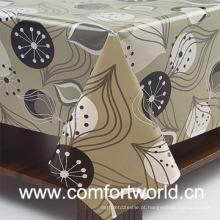 Toalha de mesa de PVC (SHPV01765)