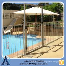 Alta calidad de inmersión en caliente galvanizado cerca de la piscina piscina, cerca de la piscina de plexiglás, cerca de la piscina desmontable (Facotry directo)