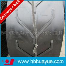 DIN X Standard Rubber Patterned Conveyor Belt