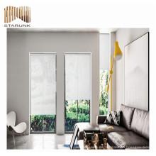 persianas de ducha a prueba de agua vertical de ventana ecológica