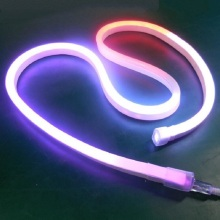 Vollfarbiges DMX Neon Strip Flexible Röhrenlicht