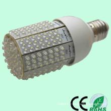 2013 alibaba top vendu CE & RoHs approuvé e27 100-240v 110v 220v 230v 12-24v 12 / 24v 24v 10w 201 leds led lumière solaire pour maison