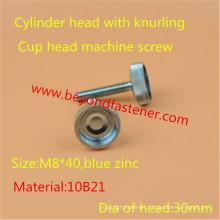Knurling Head Screw