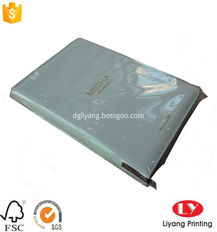 luxury notebook printing