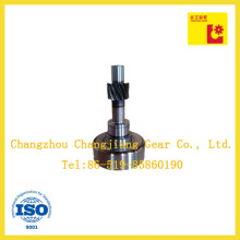 Transmission Helical Gear Shaft Mated Gear