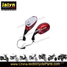 China Espelho da motocicleta da forma vermelha com 8mm MP3