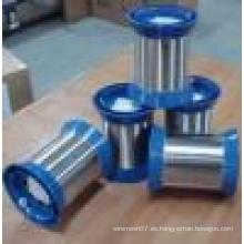Alambre de acero inoxidable de alta calidad con precio de fábrica