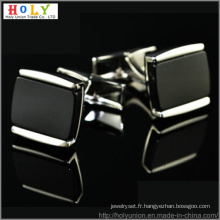 Chemises boutons de manchette cadeaux bijoux boutons de manchette Cuff Hlk31354