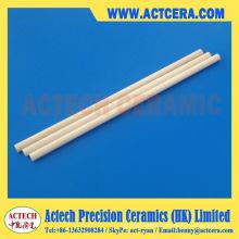 99%/99.5% Al2O3 Alumina Ceramic Shafts/Rods/Pin/ Machining