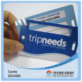Wholesale Plastic Luggage Tag with Strip