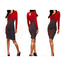 2011 nouvelle robe à stylos à la mode en style PZS004