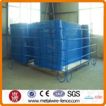 2015 shengxin 6 pies de alto de ganado panel de valla, valla de pastizal, cerca temporal de caballos de metal valla paneles