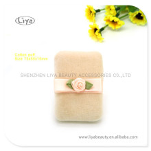 New Arrival Cosmetic Facial Puff Custom Size