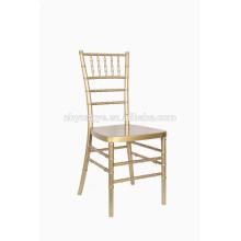 Chiavari chaise résine en plastique peint