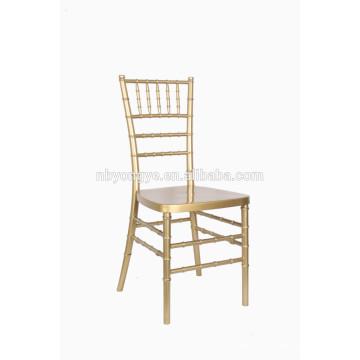 Покрашенный пластмассовый стул chiavari смолаы