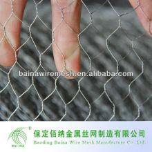 "3 ""4"" verzinktes sechseckiges Erosionsfestes Wire Mesh Netting"