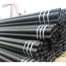 ASTM A106 Gr.B black welded steel pipes