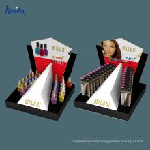 Retail Custom Paper Cosmetic Countertop Display