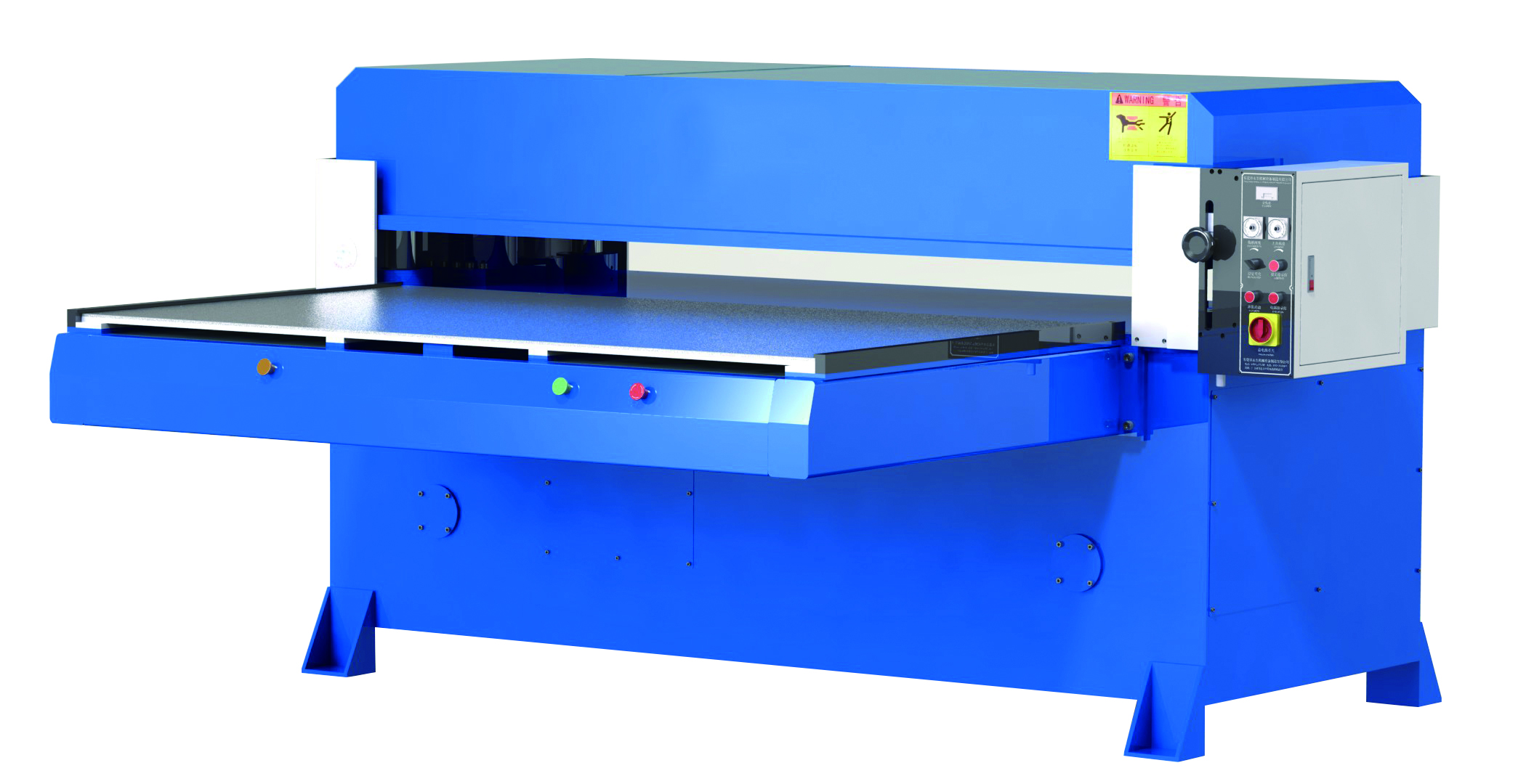 Punching Machine For Plastic