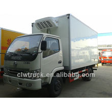 Best Price Dongfeng refrigerated small trucks in Libya