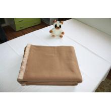 Tejido lana 100% acrílico ejército /Military manta (NMQ-AB004)