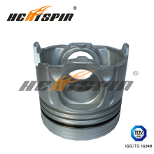 10/12pd1 Isuzu Alfin Piston with 119mm Bore Diameter, 106.6mm Total Height, 67.6mm Compress Height with 1 Year Warranty