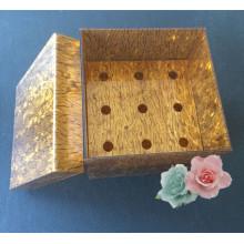 Diverses couleurs personnalisées en acrylique Flower Box Wholesale
