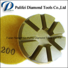 Floor Polishing Machine Tools Concrete Terrazzo Surface Diamond Pad