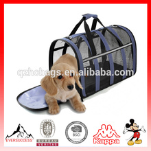 """Nouvellement conçu modèle Airline approuvé """"Sac fourre-tout souple sac fourre-tout pour animaux de compagnie pour les chiens et les chats (ES-Z322)"""