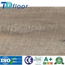 Revestimento de madeira do vinil da disposição da prancha do PVC da madeira comercial de 5.0mm