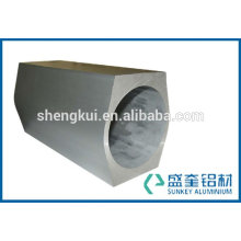 Chinese manufacturer of industrial aluminium profile with anodize slivery for China aluminum profile