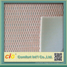 Fashion New Design Latest Style Weft Knitted Polyester Bondied Auto Car Fabric