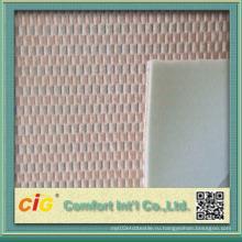 Ткань высокого качества новой конструкции цветастая склеивая