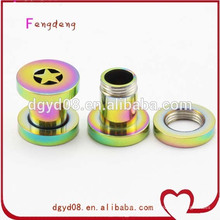 Stainless steel wind tunnel jewelry wholesale