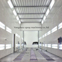 Industrial Truck Paint Drying Booth Spraying Equipment