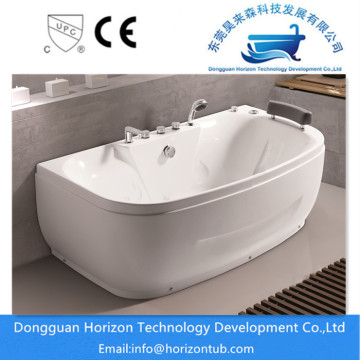 skirt Tub designed acrylic bathtub
