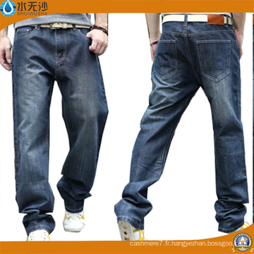 OEM Hommes Jeans Slim Fit Fashion Jeans Pantalons en coton