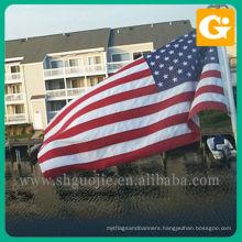 USA polyester flag