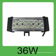 36w high power DC10-30V 3240LM led light bar
