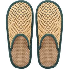 Summer Linen Cotton Woven Breathable Sandals