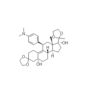 CDB2914 Intermediaries, For Potent Contraceptive Drug CAS 126690-41-3