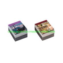 Sticker Book DIY Notebook Scrapbooking Retro Stickers Decorative Card Scrapbooking Supplies (Colorful)