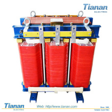 220V / 380V 30KVA-80KVA IP00 F / H SG Serie Stromisolierung Transformator / Dreiphasen