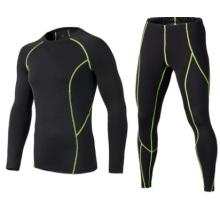 Камуфляж спортивные костюмы OEM высокое качество Оптовая продажа фитнес-одежды Мужской