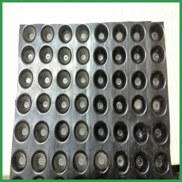 HDPE Plastik Dimple Panel Drainase Tahan Air