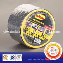 Bande d'éclair de bitume de papier d'aluminium