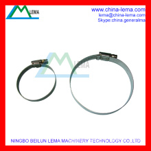 Worm Drive German Type Hose Clamp
