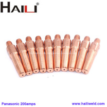 HAILI Panasonic 1,2 mm E-Cu Kontaktspitze